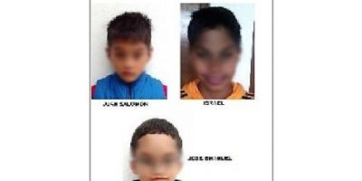 Localizan a tres menores extraviados en Azcapotzalco