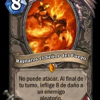 Ragnaros el señor del fuego: Neutral. Imagen Por: Especial