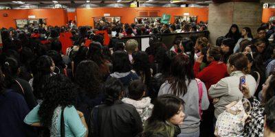 Desaparece mujer en estación del Metro; autoridades ya investigan