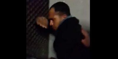 VIDEO: Detienen a presunto asaltante en estación del Metro