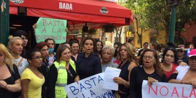 """""""Clausuran"""" pizzería por discriminar a transexuales"""
