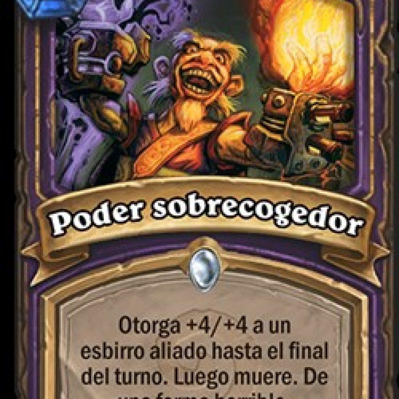 Podersobrecogedor: Warlock