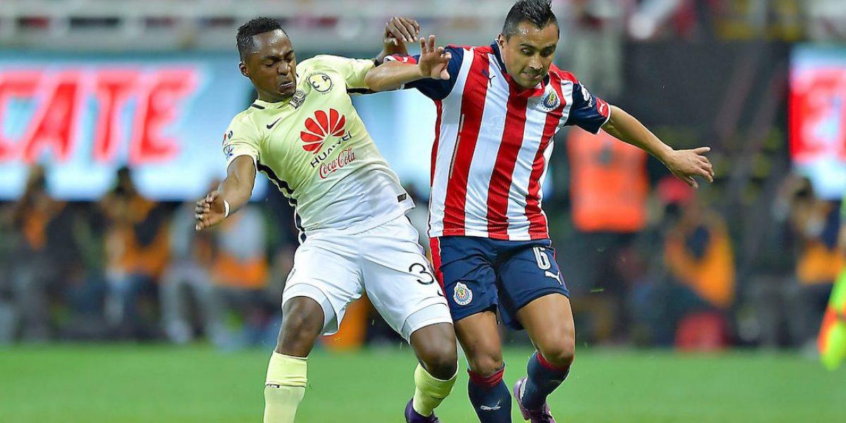 Chivas vs. América, ¿a qué hora juegan la jornada 7 del Clausura 2017?