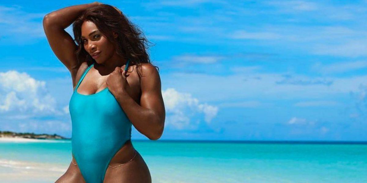 VIDEO: ¡Como nunca antes! Serena Williams impacta con candente topless
