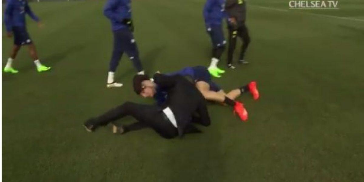 VIDEO: David Luiz