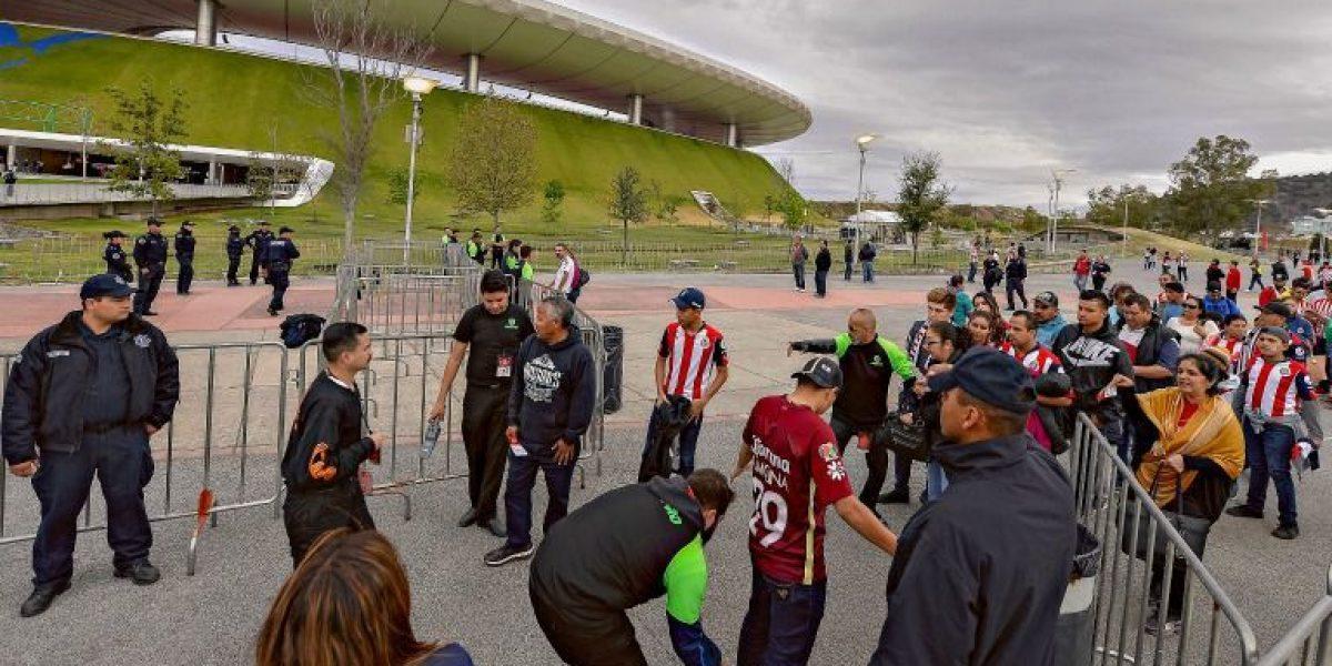 Chivas aumenta medidas de seguridad en su estadio para el Clásico Nacional