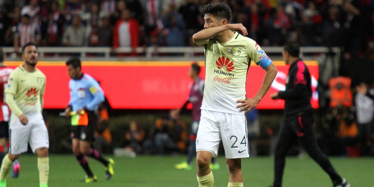 """""""No podemos perder contra Cruz Azul"""": Oribe Peralta"""
