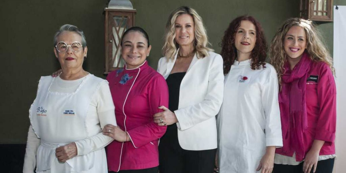 Rebecca de Alba anuncia cena anual en apoyo a niños con cáncer