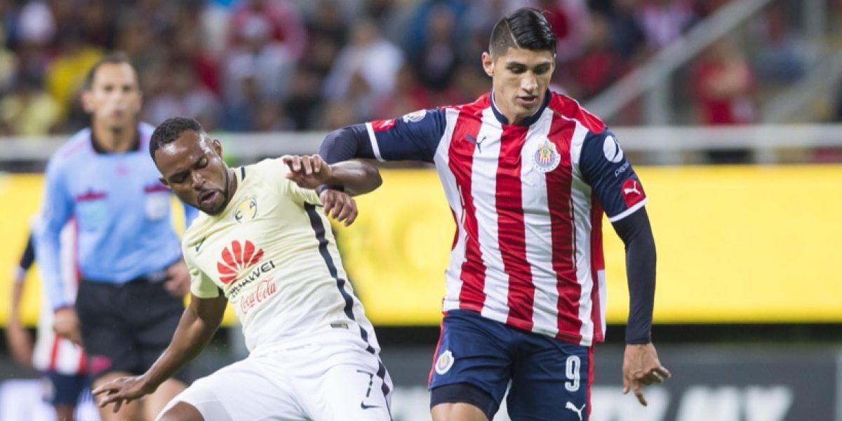 """""""Chivas se está ganando el respeto"""": Alan Pulido"""