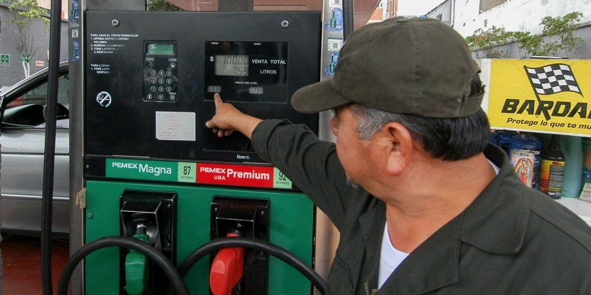 Conoce el precio de la gasolina y diésel para este viernes 17 de marzo