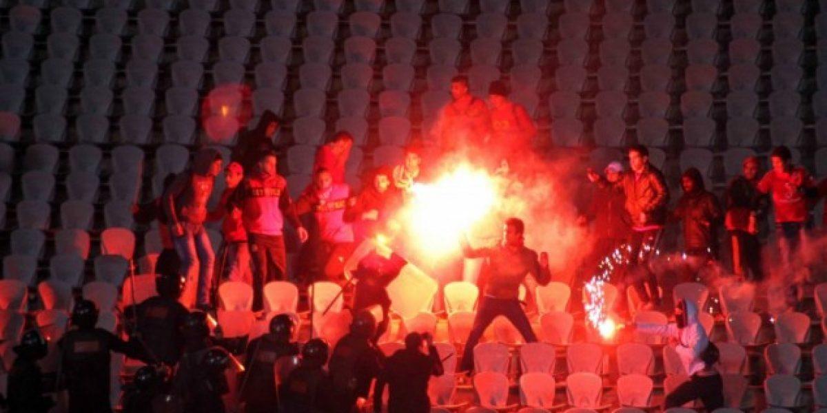 Confirman pena de muerte para aficionados por masacre en estadio de futbol