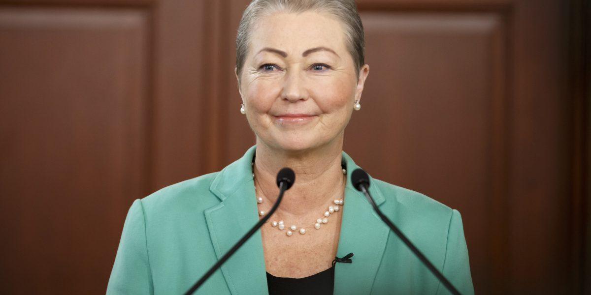 Muere Kaci Kullmann, presidenta del Comité del Premio Nobel en Noruega