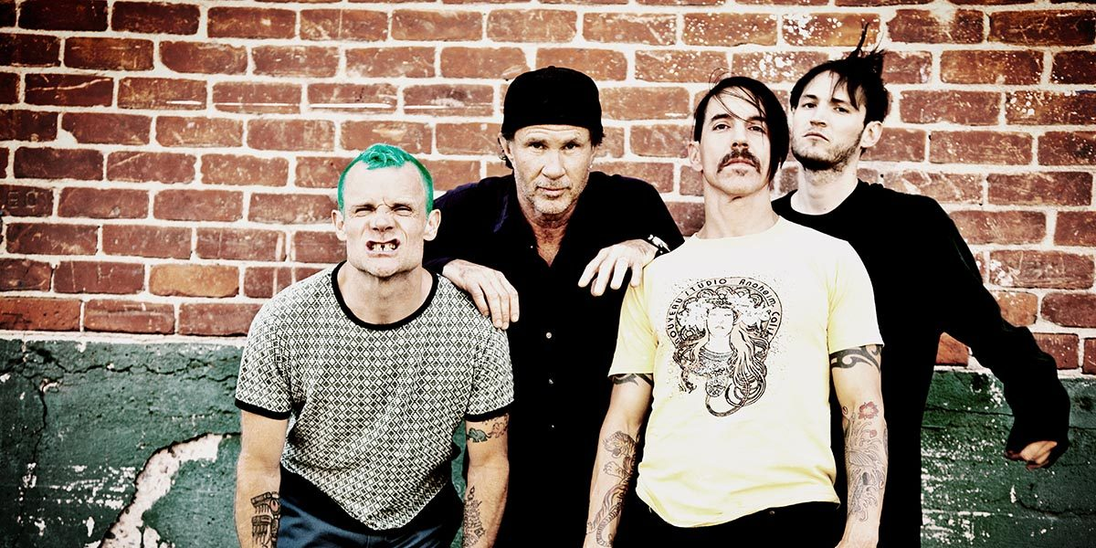 Red Hot Chili Peppers confirma show en México