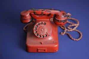 Subastan teléfono de Hitler. Imagen Por: Foto: AP