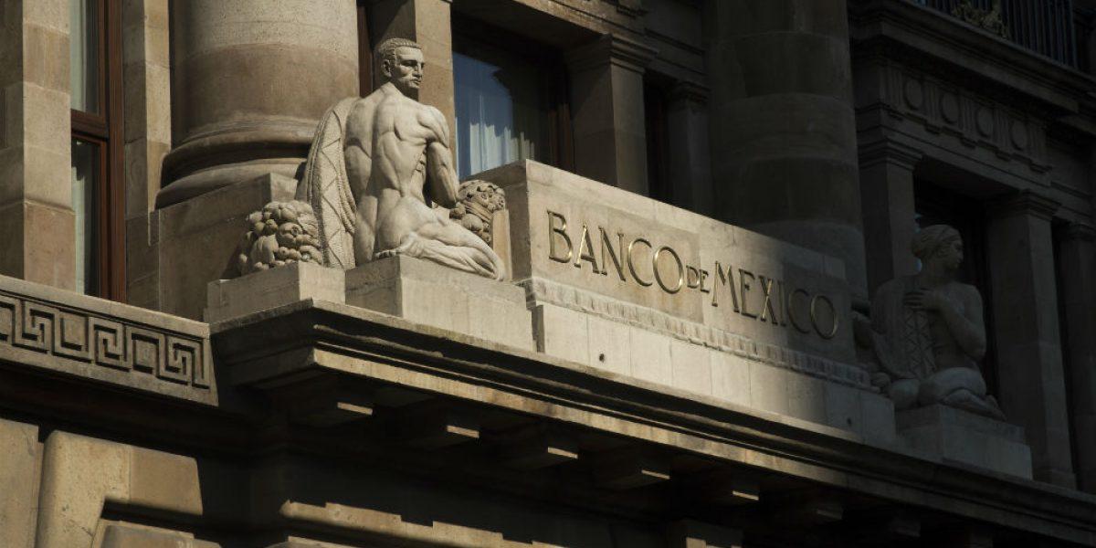Banxico lanza cobertura por 20 mmdd contra riesgos cambiarios