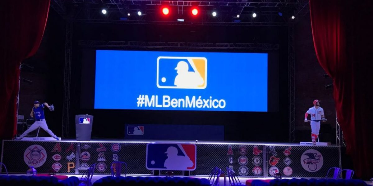MLB abre oficinas en México para impulsar el deporte en el país