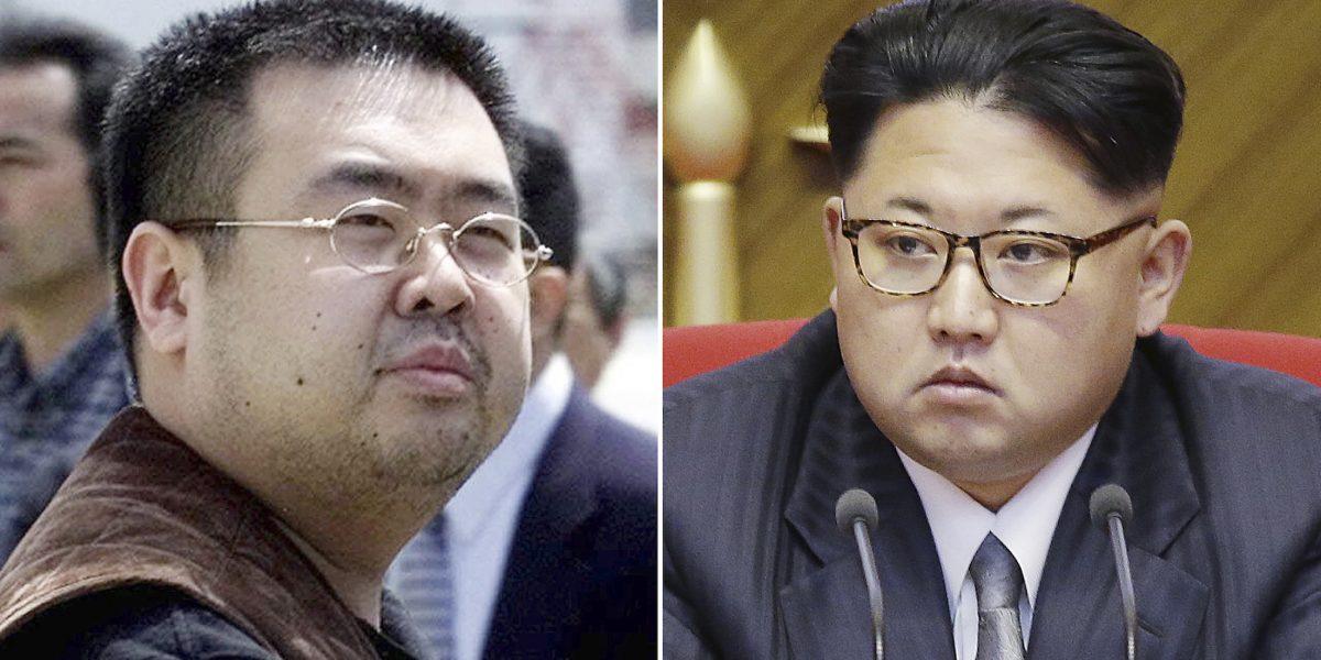 Kim Jong-un acusa al gobierno de Malasia por muerte de su hermano