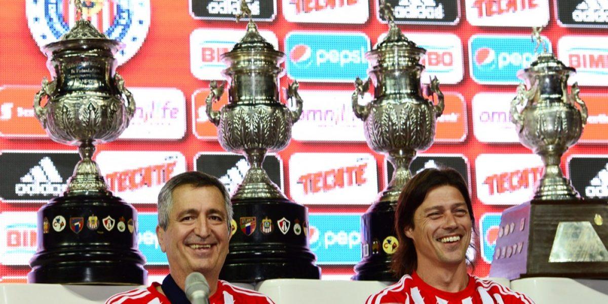 Almeyda quiere un campeonato para agradecerle a Vergara