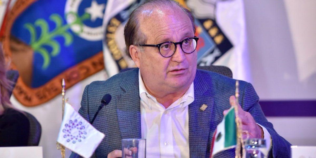 Graco Ramírez alista encuentro con gobernadores de EU