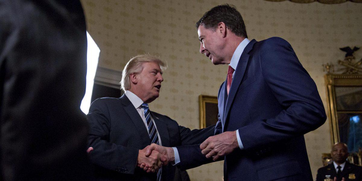 Donald Trump dice que el FBI es