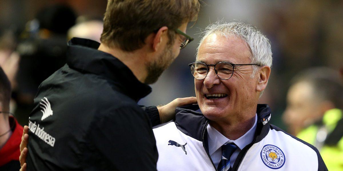 Técnico del Liverpool compara destitución de Ranieri con elección de Donald Trump
