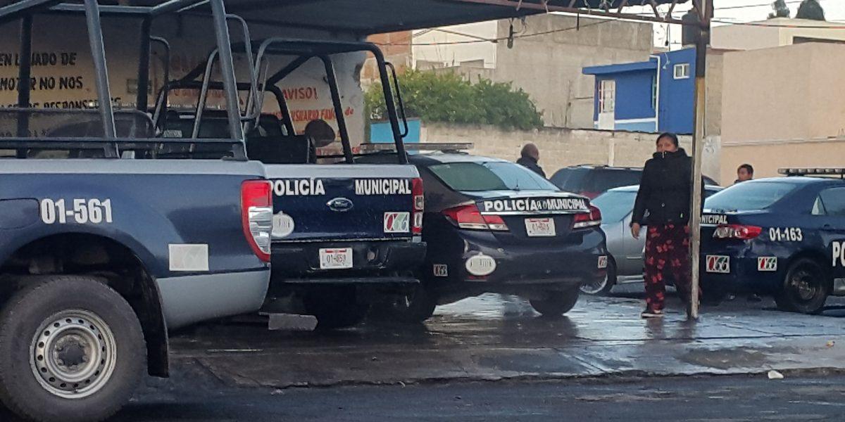 Emboscan a policías estatales en Tula