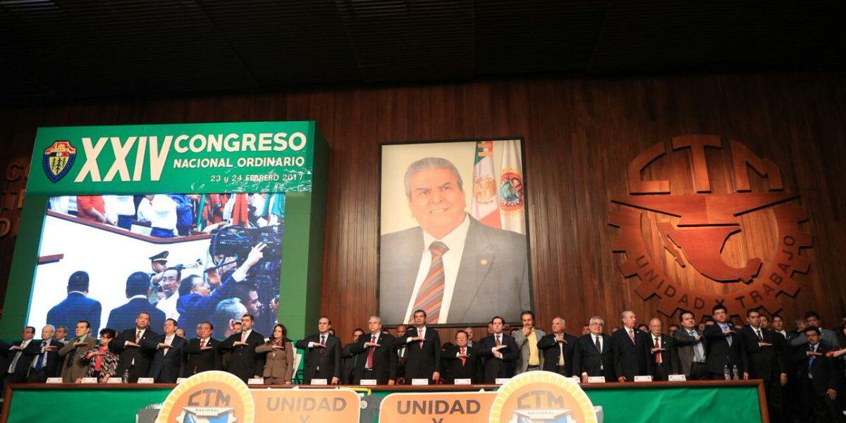 CTM respaldará a PRI en elecciones de junio