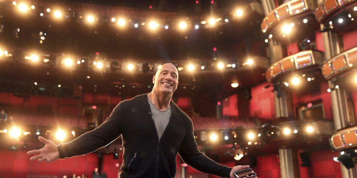 Tacones y ropa deportiva en ensayos de los Óscar