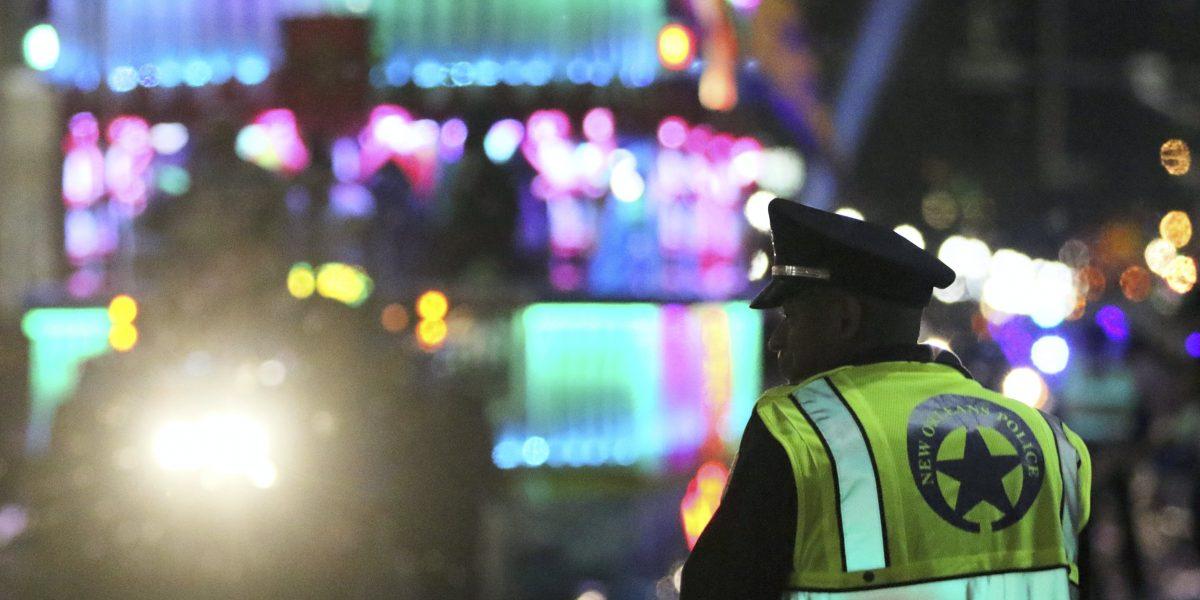 Hombre ebrio atropella a 28 personas durante desfile de Nueva Orleans