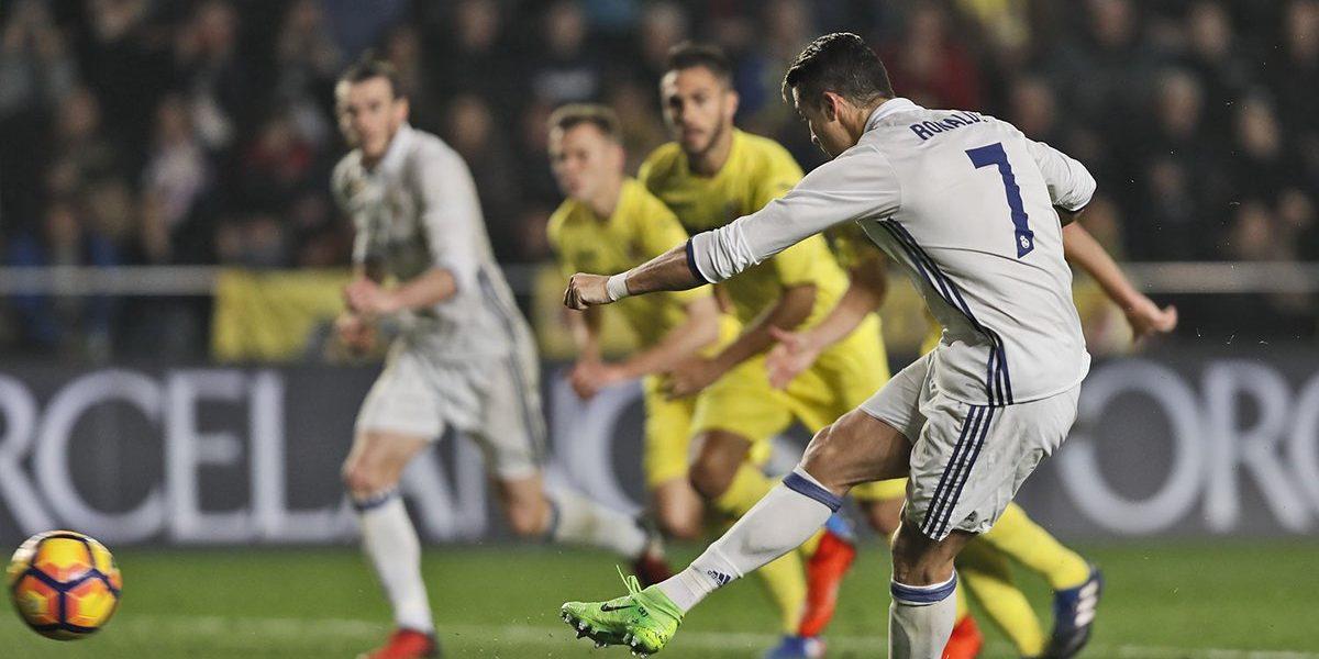 CR7 supera a Hugo Sánchez como máximo anotador de penales en la Liga