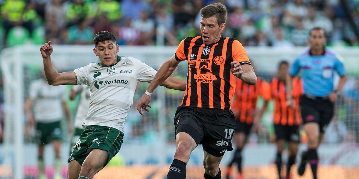 Necaxa rescata un punto ante Santos