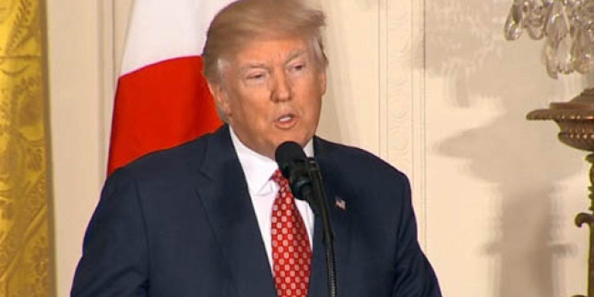 Trump tiene el menor récord de popularidad para un presidente de EU