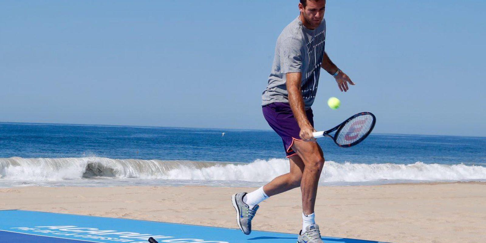 . Imagen Por: Abierto Mexicano de Tenis