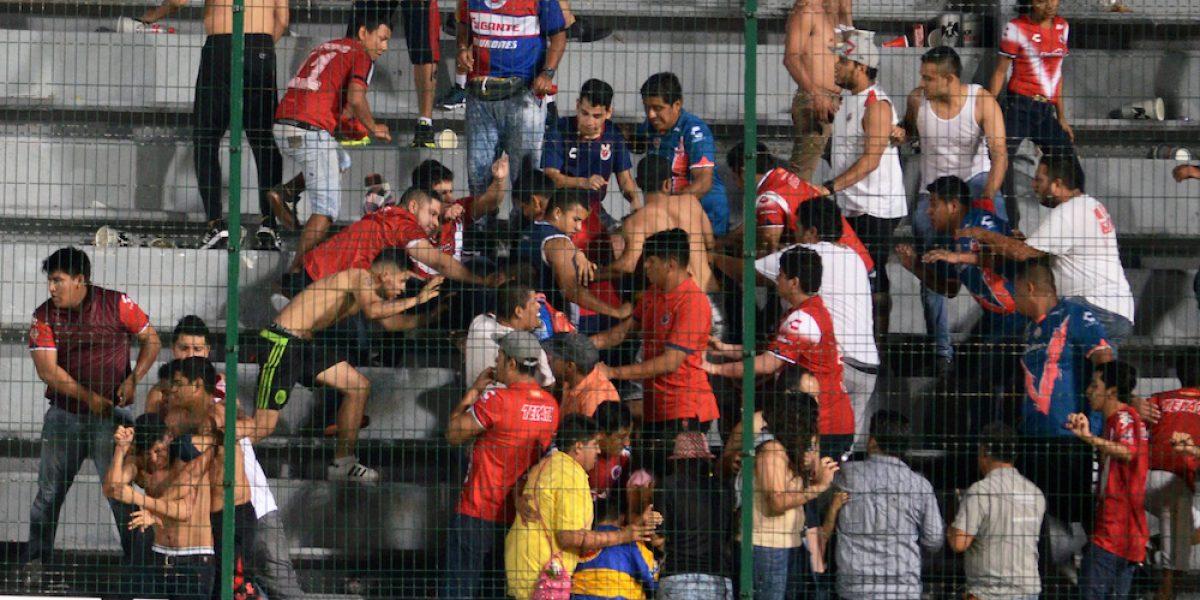 Estadio 'Pirata' Fuente recibe un juego de veto por violencia en sus gradas