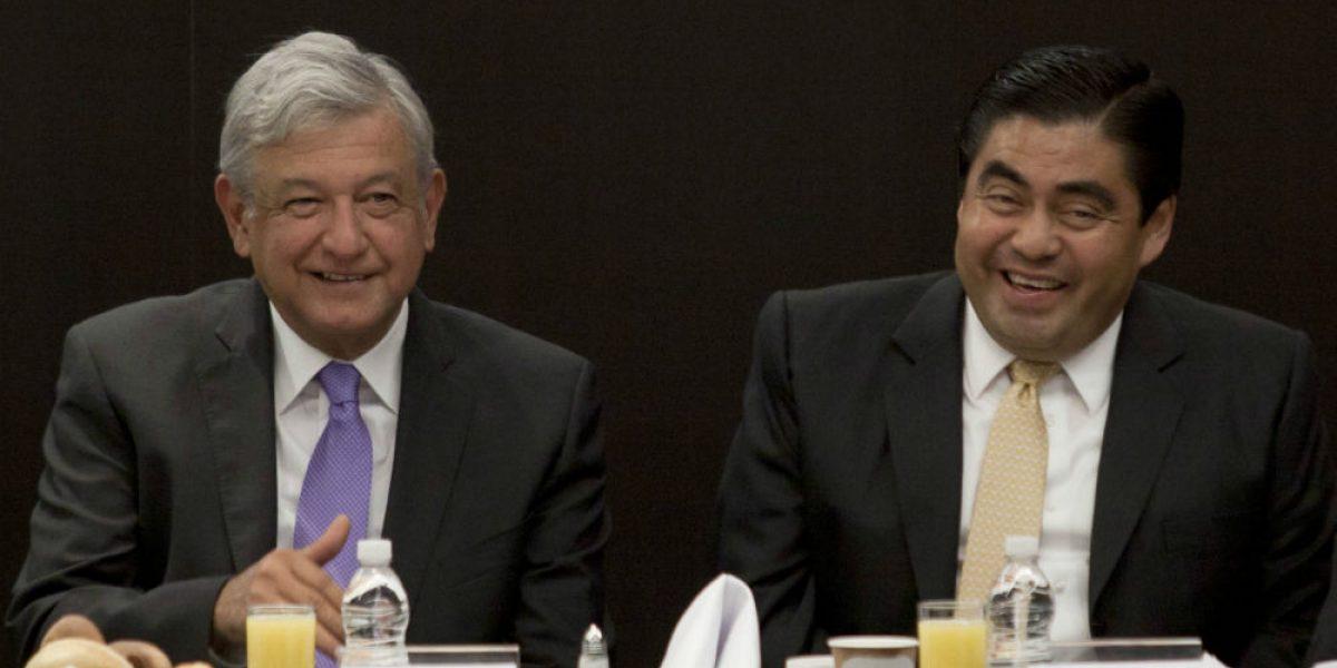 Barbosa apoyará a AMLO en elecciones de 2018