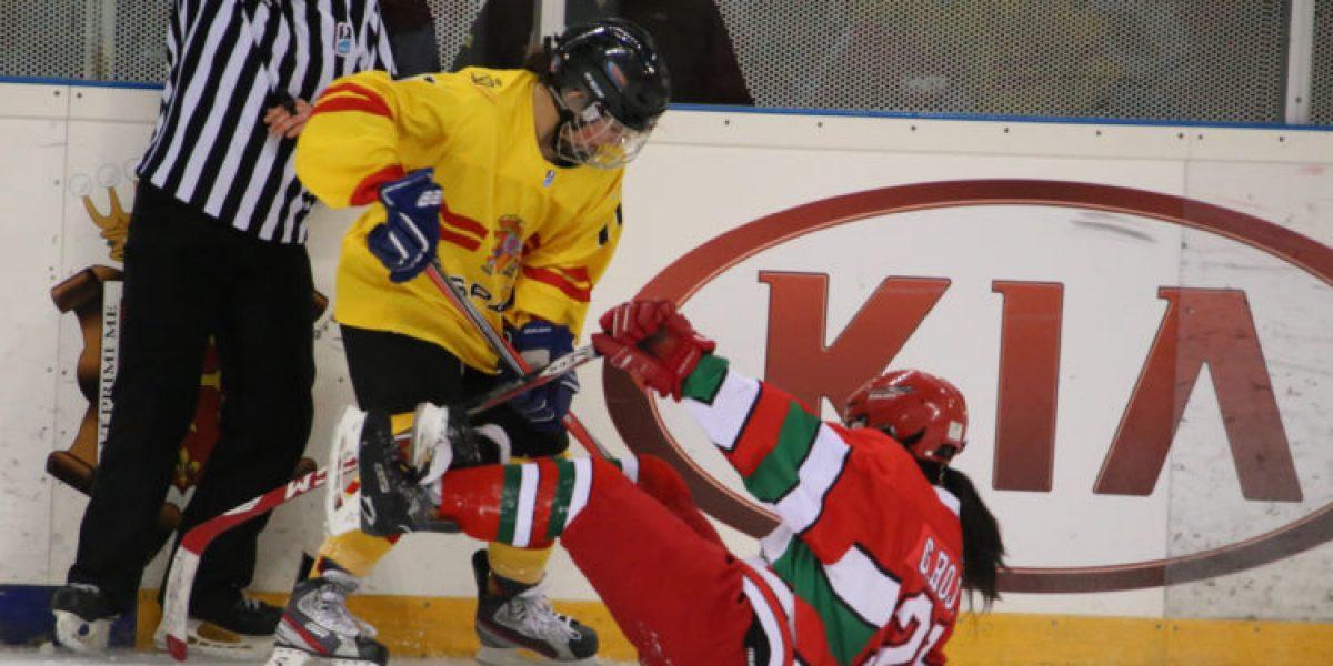 Selección Mexicana femenil de hockey arranca con triunfo en Mundial
