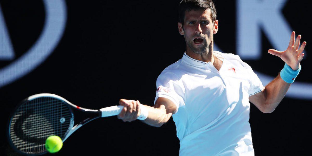 ¿A qué hora juega Novak Djokovic en el Abierto Mexicano de Tenis?