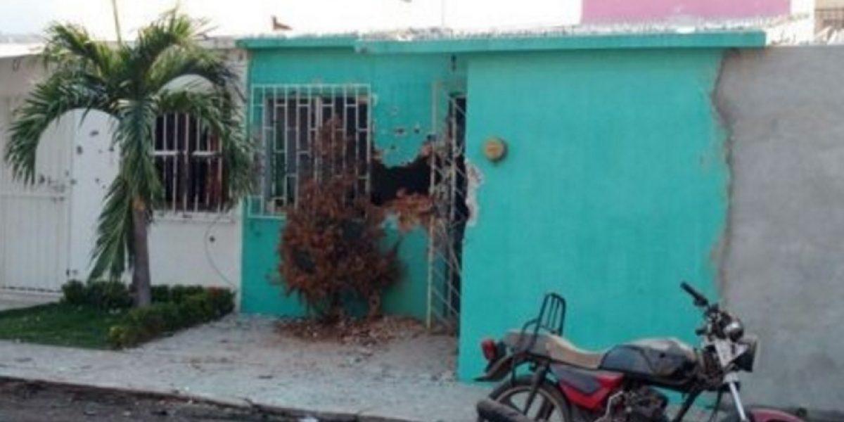 Se viven horas de terror en Veracruz por enfrentamiento armado