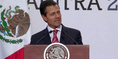 Peña Nieto: México defenderá sus intereses con dignidad en negociación con EEUU
