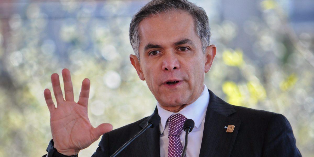 #Confidencial Mancera convocará a gobernadores para ayudar a deportados
