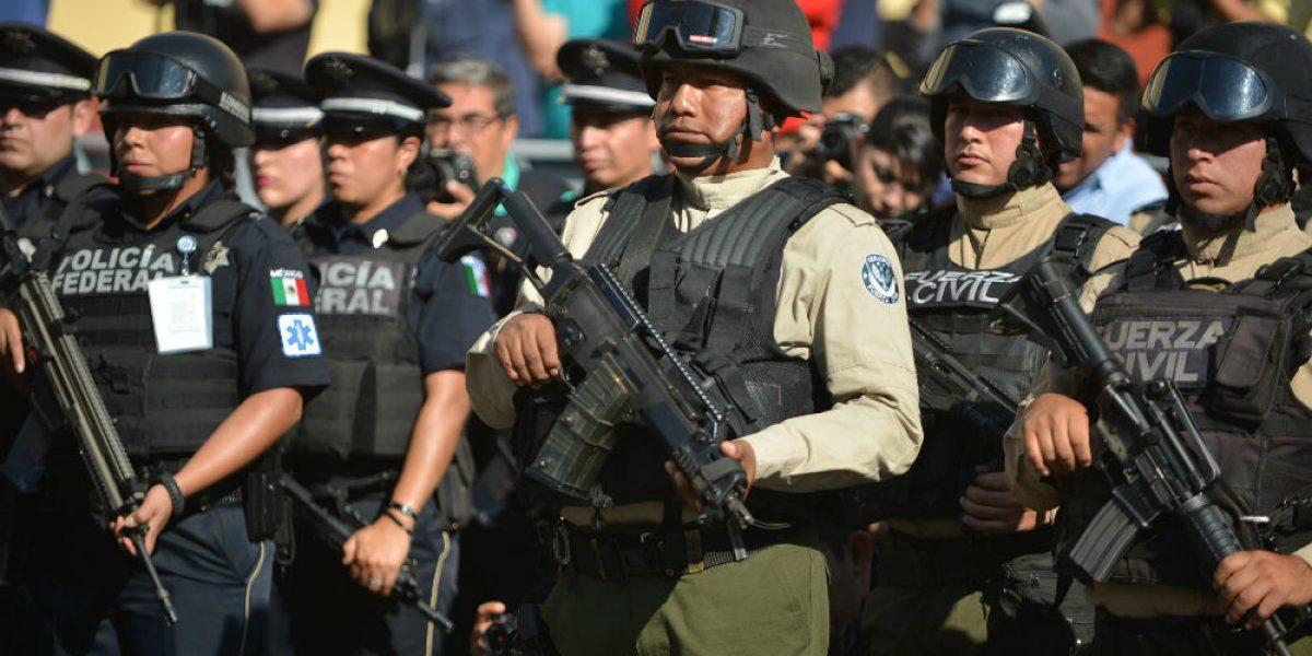 Gendarmería inicia labores de seguridad en Veracruz