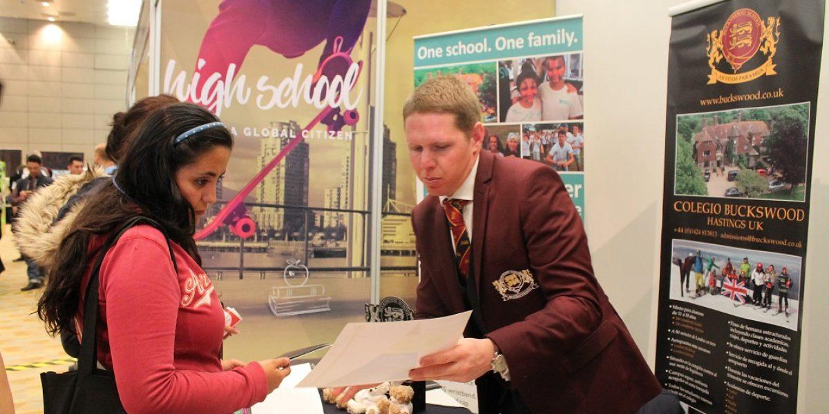 ¿Quieres irte a estudiar al extranjero? no te pierdas el Mundo Joven Fest