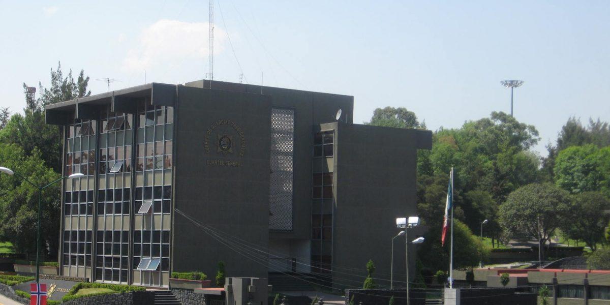 Atropellan a civil en edificio de Guardias Presidenciales