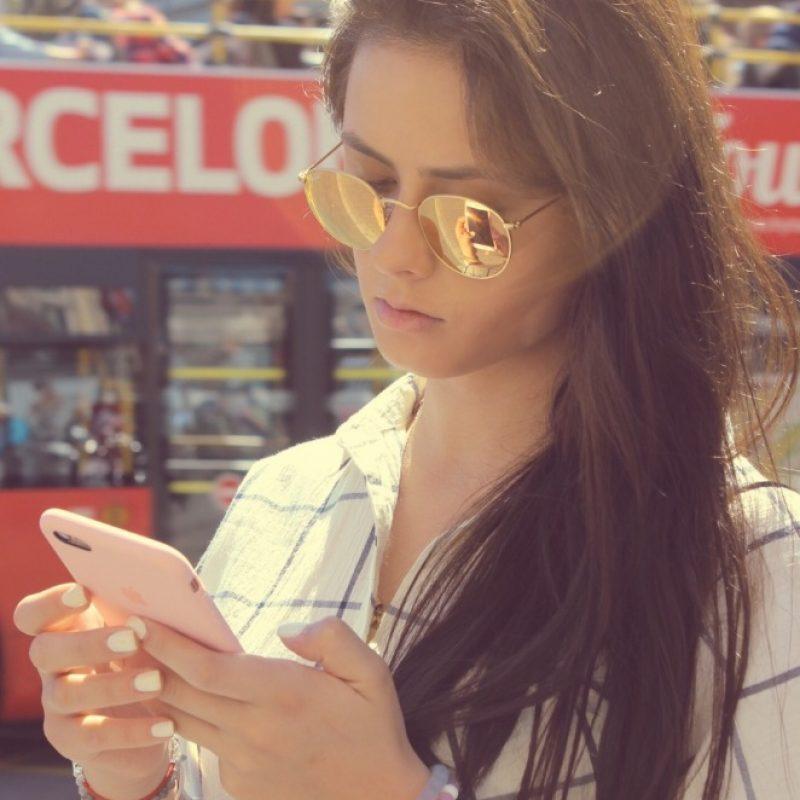 Nicole Peña. Imagen Por: Vía vsco.co/nicolepp18