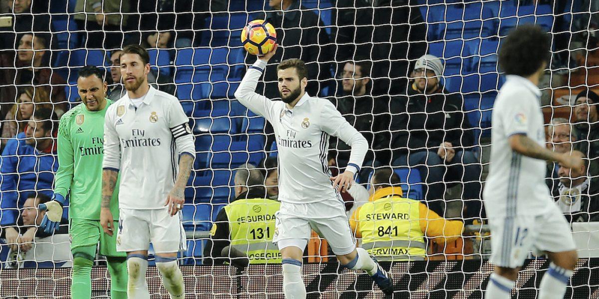 Real Madrid deja escapar el liderato tras empatar con Las Palmas