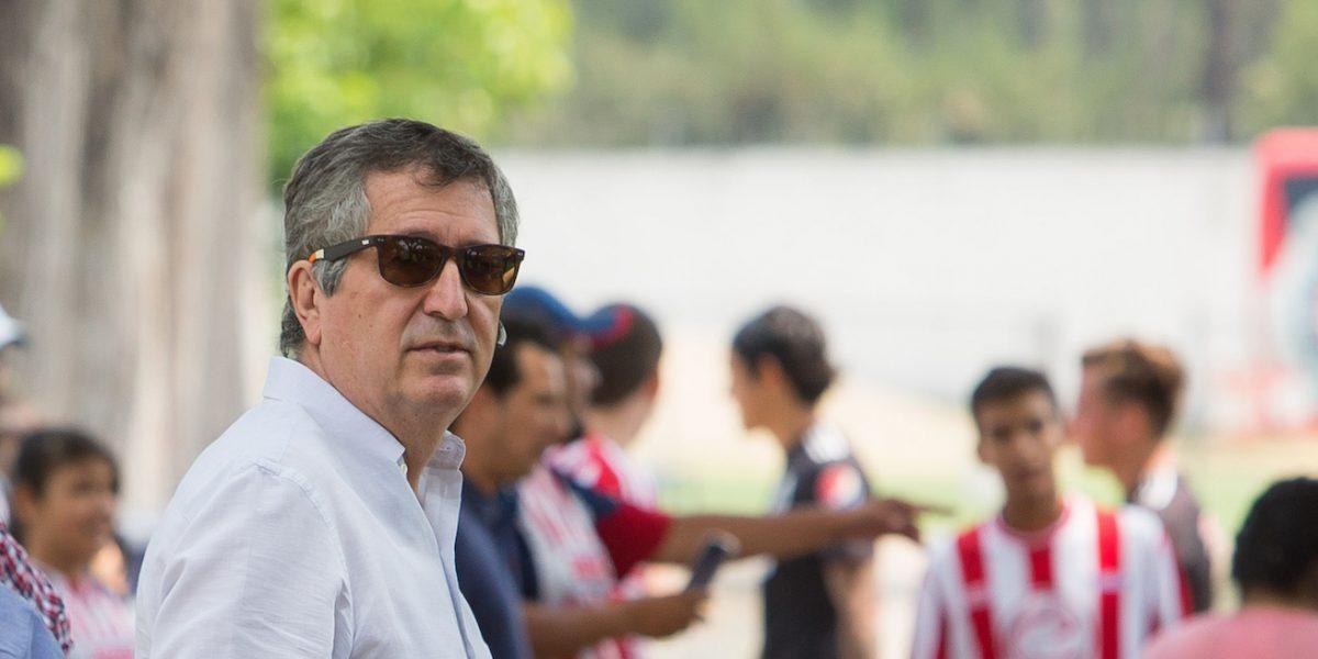 Jorge Vergara descarta comprar a equipo peruano