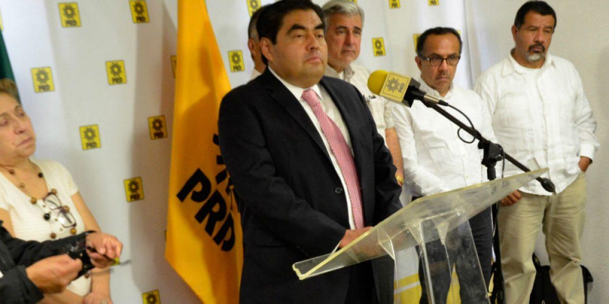 #Confidencial: PRD le coquetea a Morena