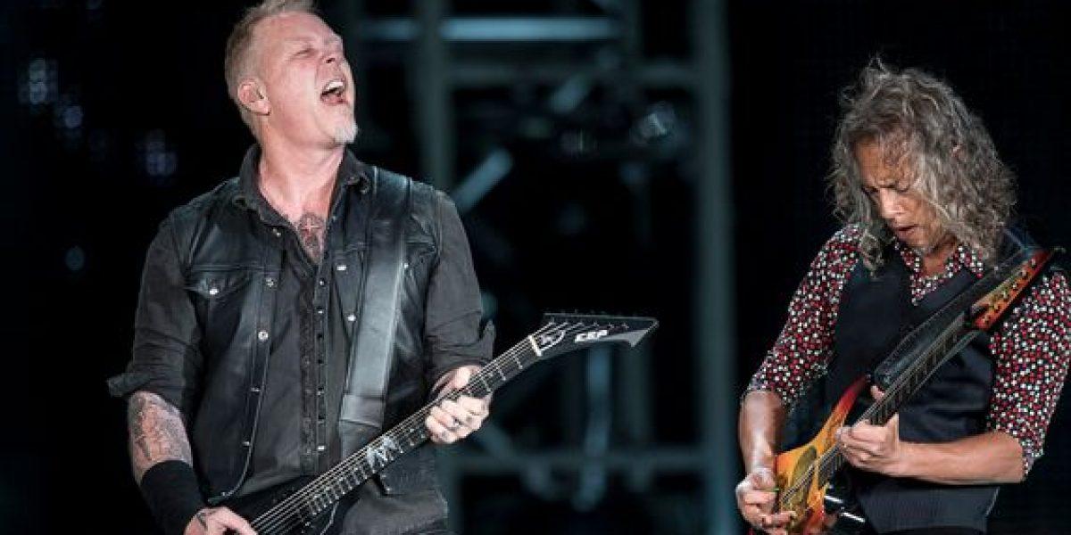 Con este regalo, niño mexicano conquistó a Metallica