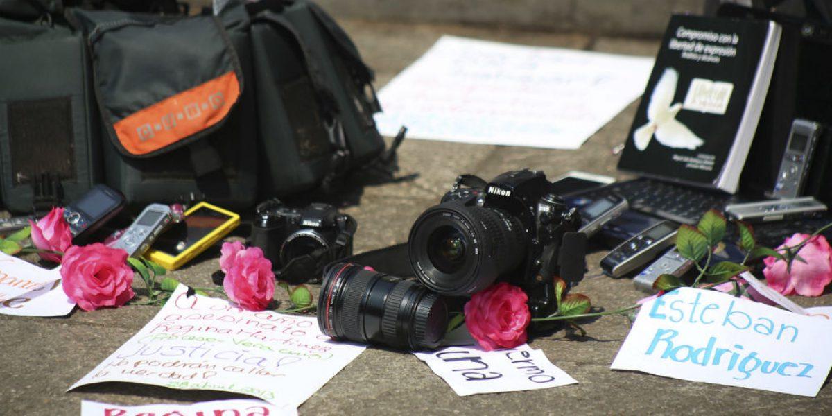 Avalan a jueces federales para resolver delitos contra periodistas