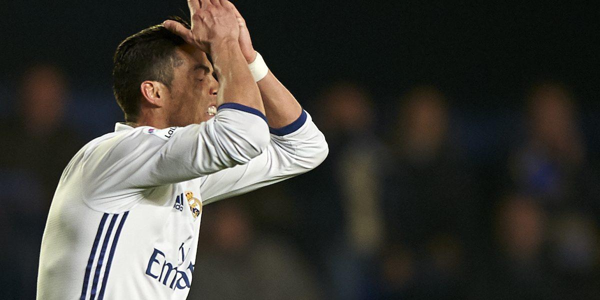 Cristiano Ronaldo tiene malas noticias para el Real Madrid
